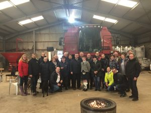 Polish Farmers Tour October 2016