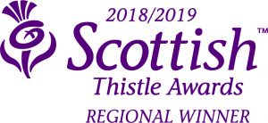 Thistle Awards Regional Winner 2018-19